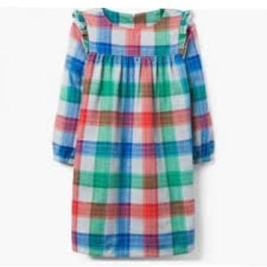 Gymboree Plaid Nightgown -NEW